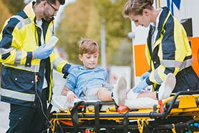 Atención prehospitalaria en trauma pediátrico